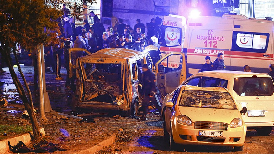 Statement by WAYU on the Inhuman Terrorist Attack in İstanbul, Beşiktaş;