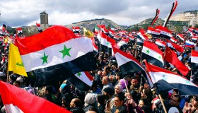 The Victory Will Be The Fighting Syrian People's