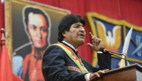 We Stand By President Morales Against the US-Backed Coup in Bolivia