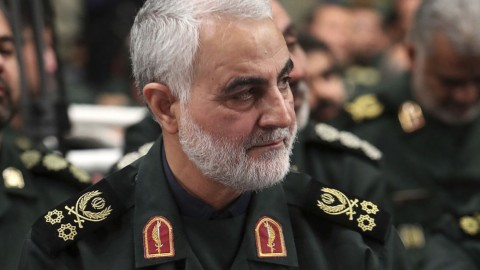 Qassem Soleimani is the Martyr of the Oppressed World