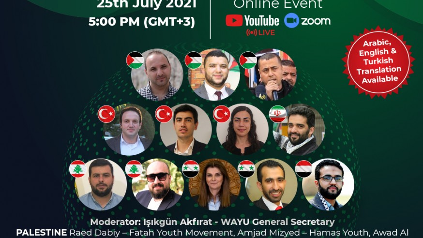 International Youth Conference on Independent Palestine
